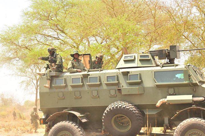 South Sudan Watch Update 45 - Africa Atrocities Watch  Africa