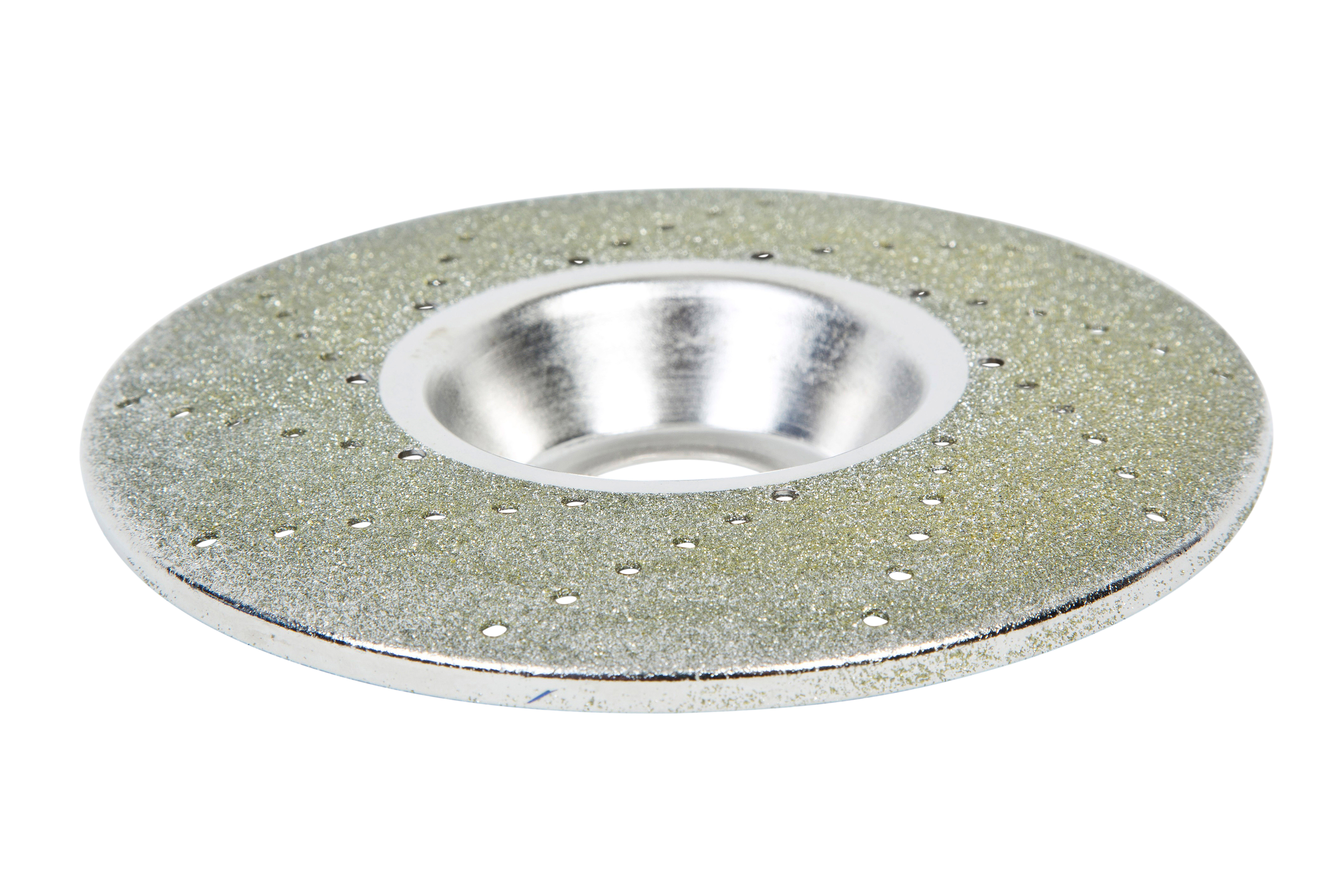 Grinding Disc Ats Diamond Tools 115mm Electroplated Diamond Grinding Disc