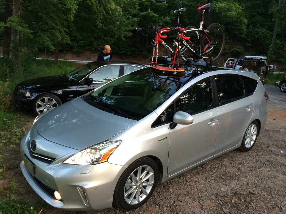 Should I Give Up On A Hitch Mounted Bike Rack For My Prius