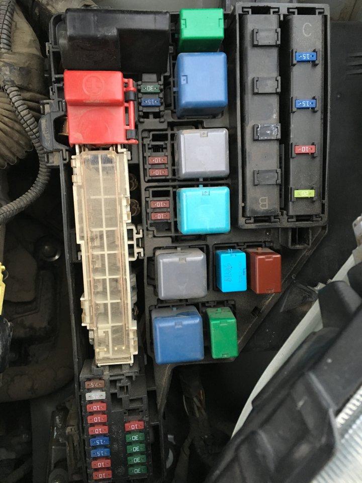 2007 Prius Fuse Box - Wiring Diagram Progresif