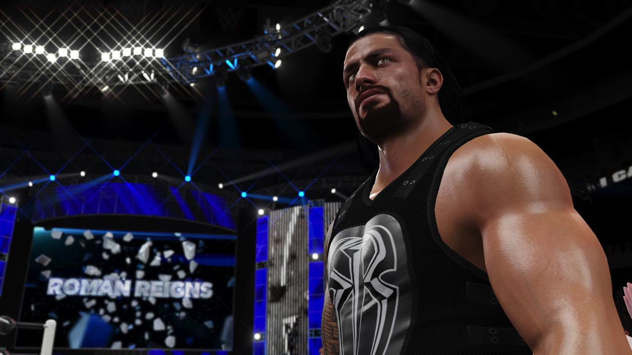 Cena Hd Wallpaper Wwe 2k16 2k Talks Differences Between Ps4 Xbox One Over