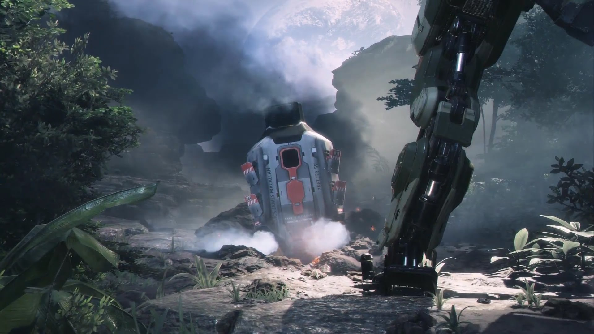 Fall Out Boy Game Wallpaper Single Player Campaign In Titanfall 2 Won T Be Linear Says