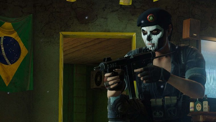 Gamers Quotes Wallpaper Rainbow Six Siege Patch 4 3 Fixes The Annoying Caveira