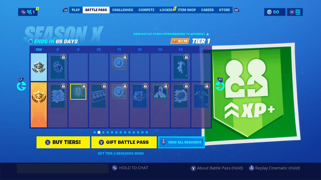 How To Buy V Bucks As Gift On Xbox Fortnite: How To Gift Battle Pass - Attack Of The Fanboy