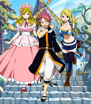 Goku Live Wallpaper Iphone 7 Plus Arc Arc Di Anime Fairy Tail Attack On Sadega