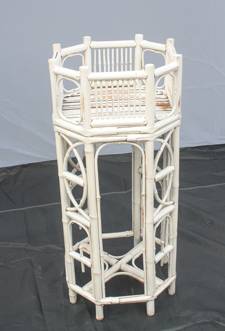 Painted Rattan Furniture Painting Bamboo Furniture Rattan Furniture With A Paint Sprayer