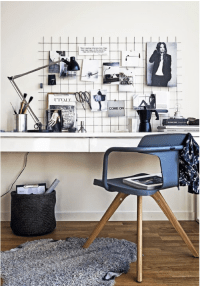 Mondays Home Office Inspiration | Attention Getting