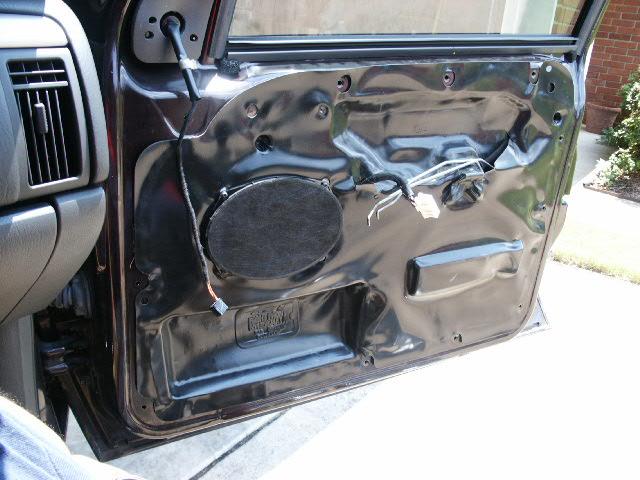Door Instructions - For 2000 through 2004 Jeep Grand Cherokee