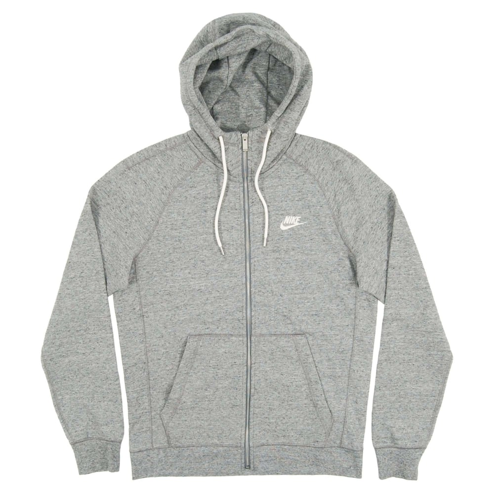Nike Hoodie Carbon Heather Nike Legacy Zip Hoodie Carbon Heather