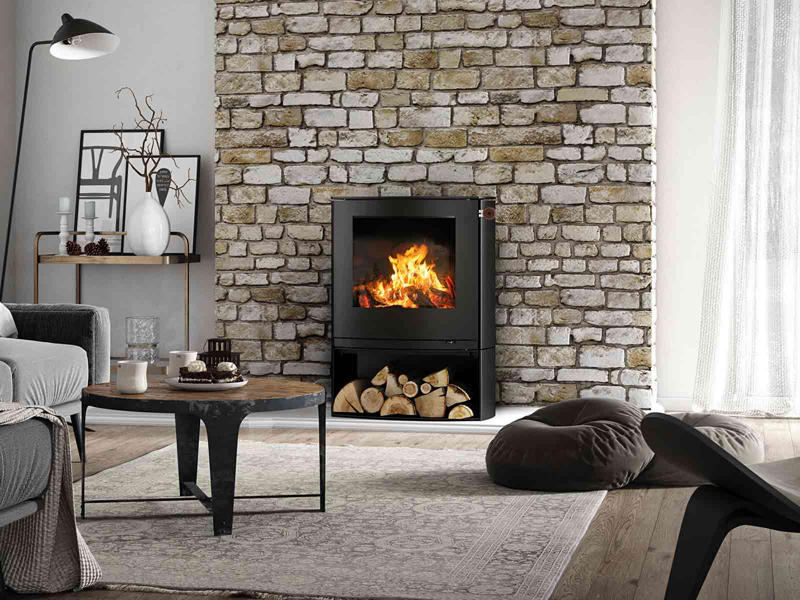 Kaminofen Red Dot Design Attika Blog Useful Information About The Stove And Fireplaces