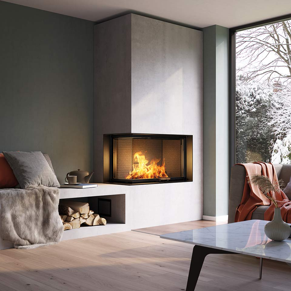 Stoves And Fireplaces Design Quality From Attika