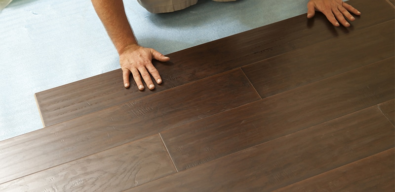 Laminate Floors May Contain Harmful Levels Of Formaldehyde