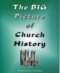 Church History Cover