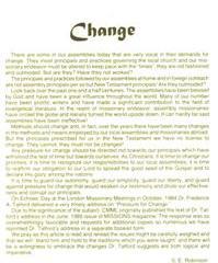 Change x199