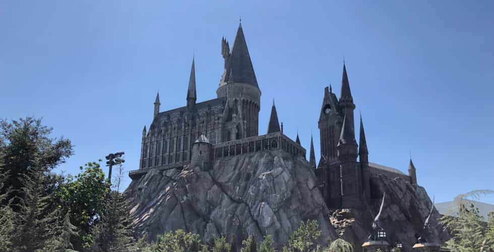 Harry Potter Fall Wallpaper Universal Orlando S Harry Potter And The Forbidden Journey