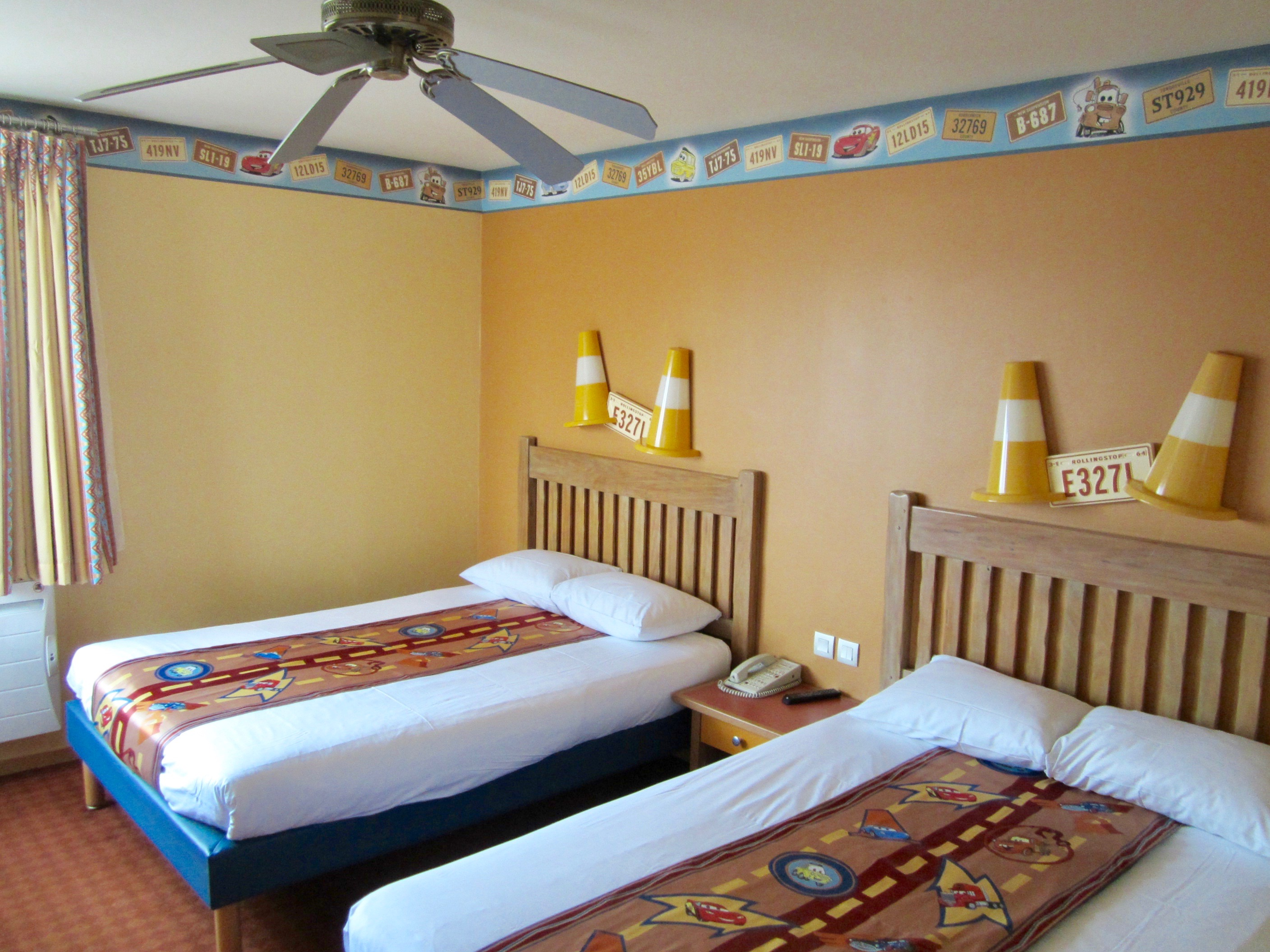 Chambre Disneyland Hôtel Santa Fe Attractionsworld
