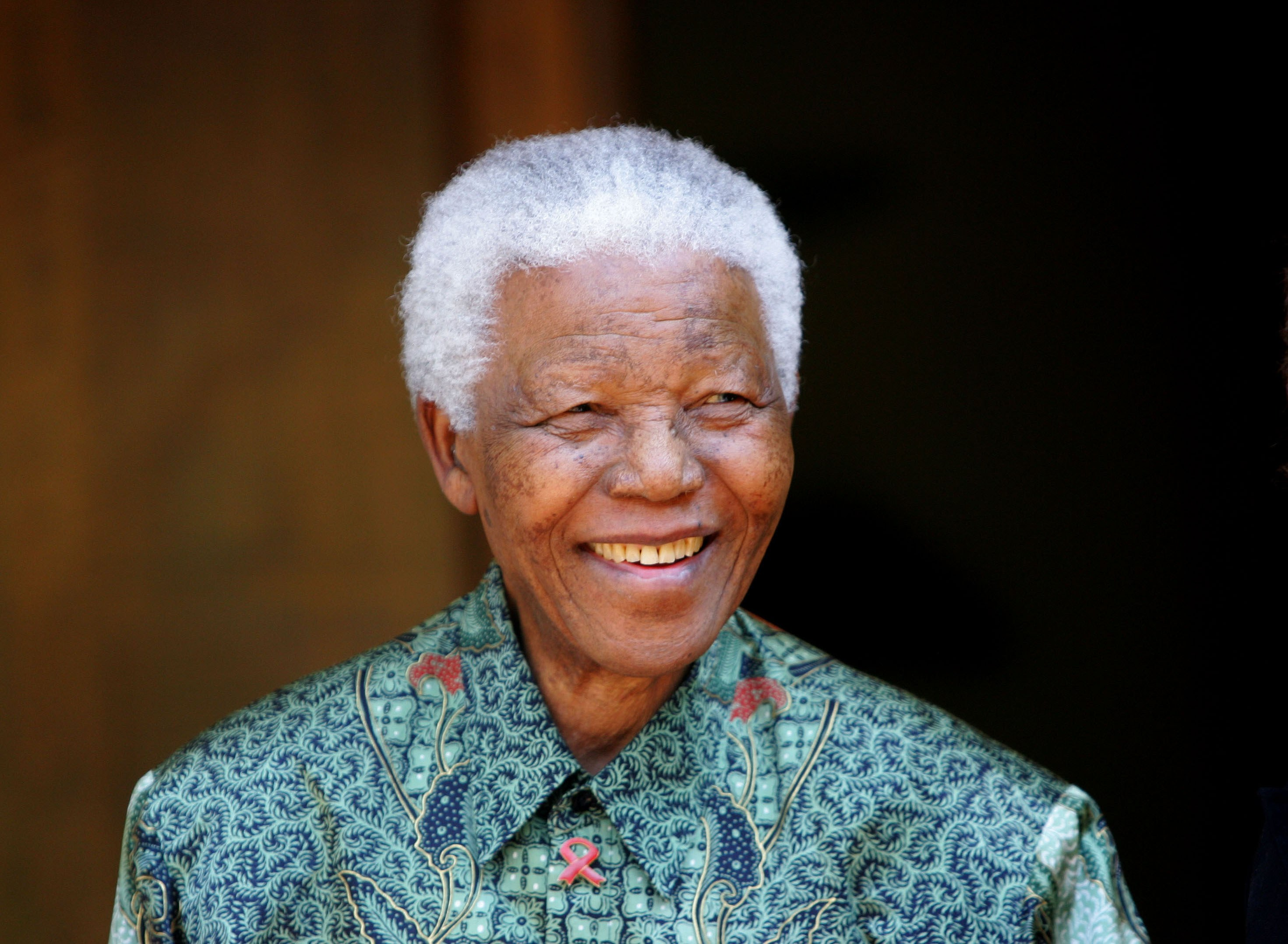 Former South Africa President Nelson Rohlihla Mandela Dies ...