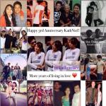 Watch: Kathryn Bernardo & Daniel Padilla (KathNiel)  Celebrates 3rd Anniversary as love-team