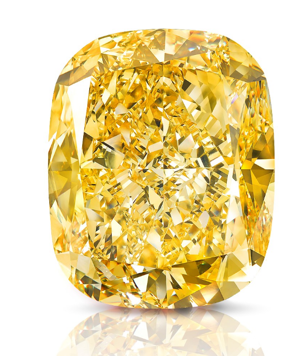 A 132 55 Carat It Is Gold Or Fancy Yellow Diamond Find