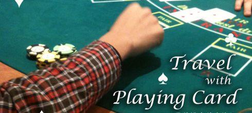 【帶著撲克牌去旅行】vol.11 第一次體會大輸的感覺