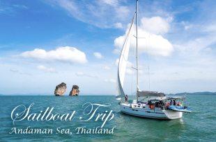 帆船跳島 邦巧飛5天4夜泰國普吉安達曼海 海島渡假的新玩法