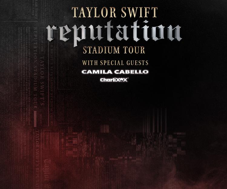 Taylor Swift reputation Stadium Tour ATT Stadium