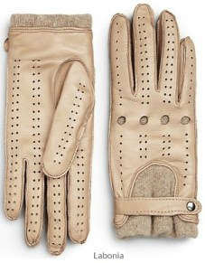Labonia - Leather Driving Gloves