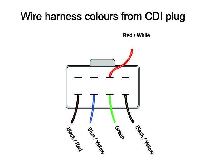 4 plug wiring diagrams atv