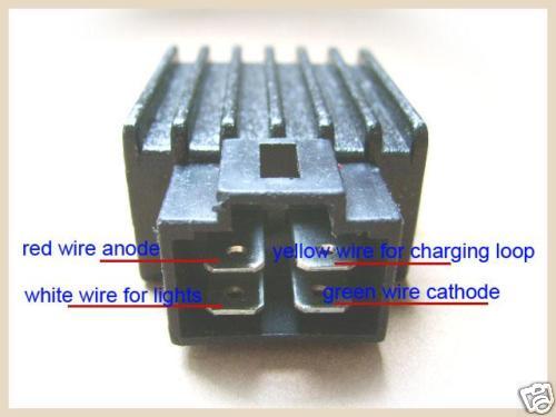 Redcat 110cc ATV Wiring Diagram - Simple Wiring Diagrams