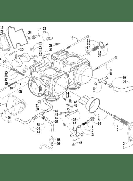 arctic cat 650 v twin wiring diagram