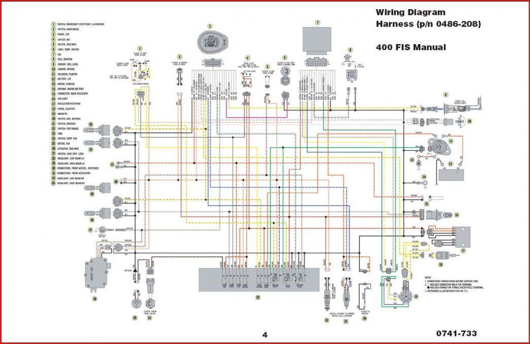 Polaris Ranger Wiring Diagram Schematic Diagram Electronic