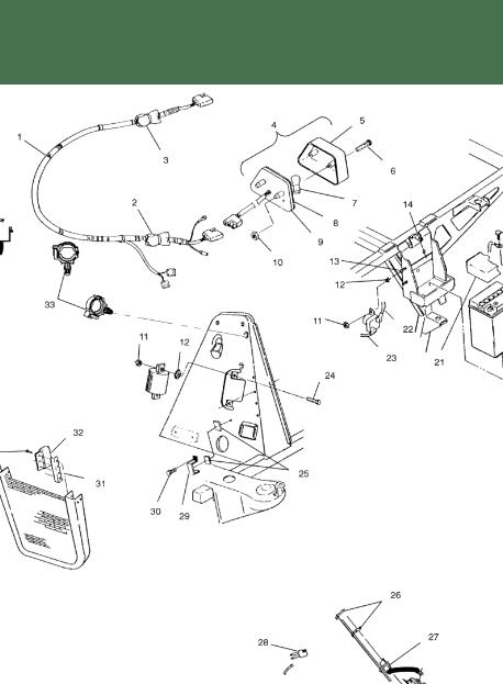 2000 polaris 325 magnum wiring diagram