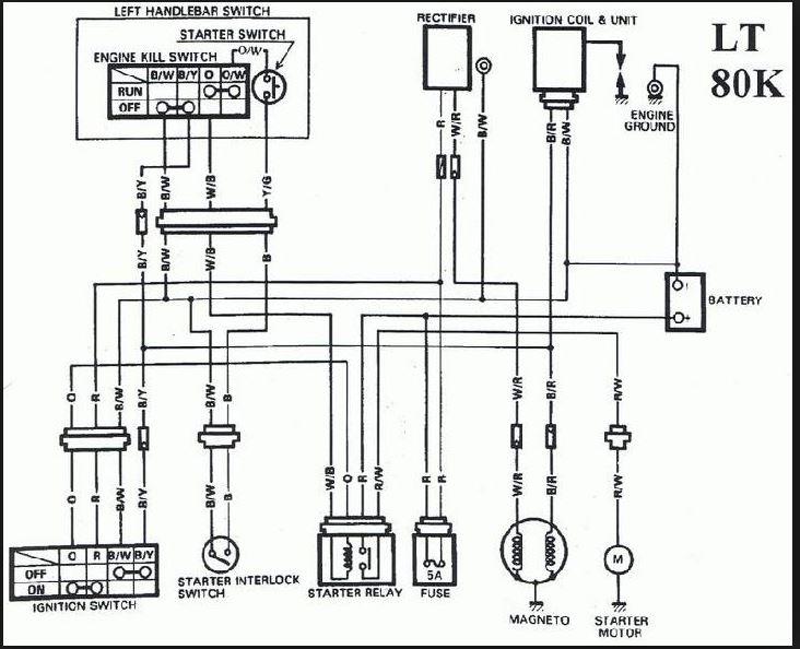 90cc alpine atv wiring diagram