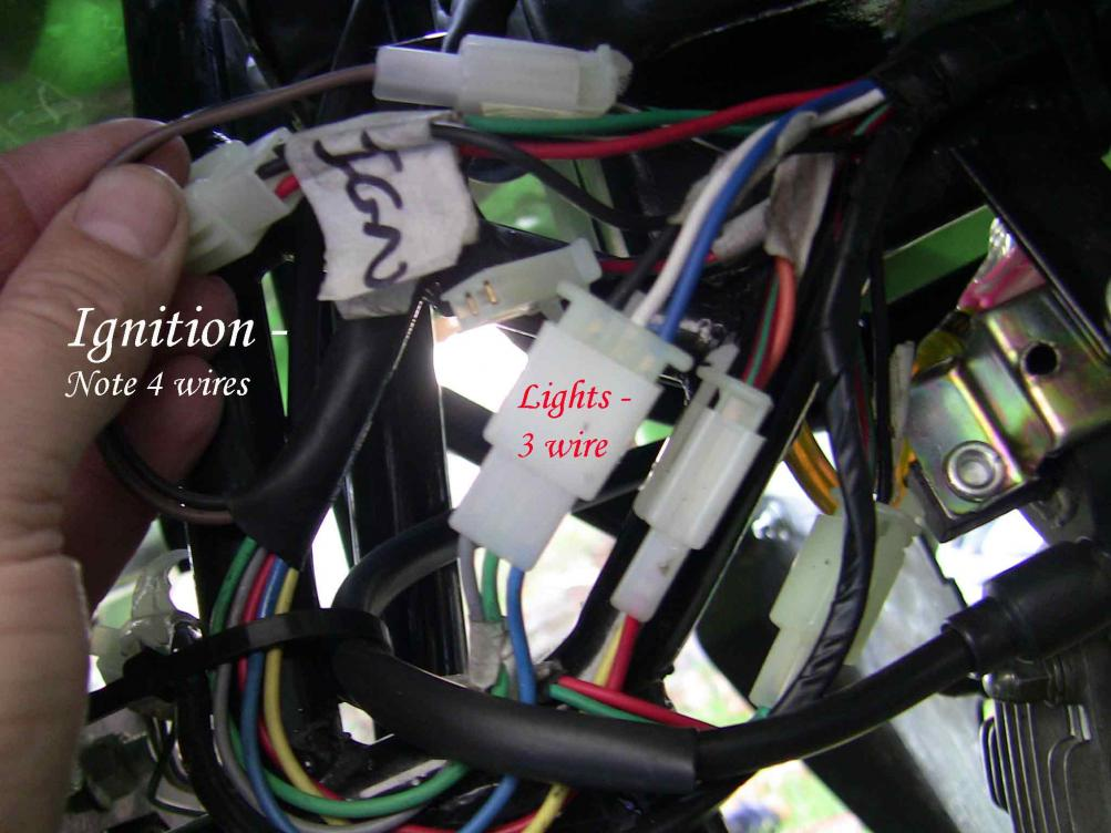 49cc Pocket Bike Ignition Wiring Diagram Giovanni 110 Wiring Diagram Atvconnection Com Atv
