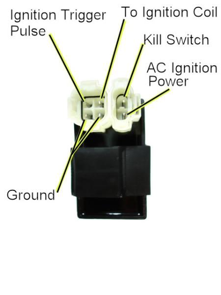 150cc Cdi Wiring Wiring Diagram
