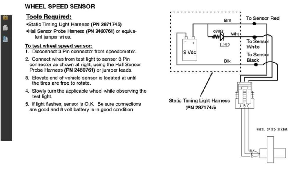 Polaris Ranger 700 Wiring Diagram Speedometer - Carbonvotemuditblog \u2022