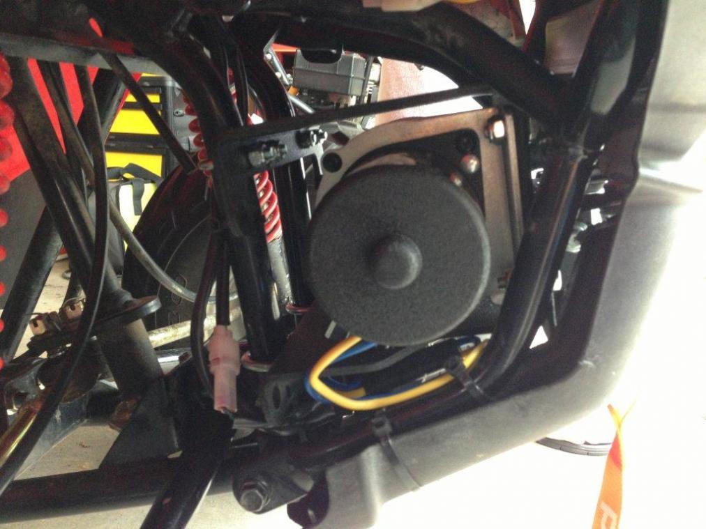 Polaris Sportsman 90 winch install - ATVConnection ATV