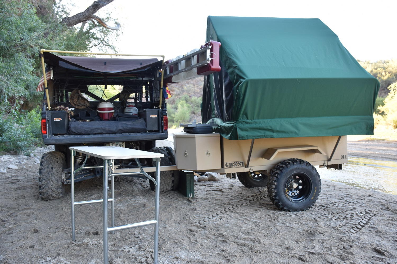 Sweet A Box 2017 Ghost Tactical Pop Up Camper Adventure Atv Rockwood Off Road Pop Up Camper Off Road Pop Up Camper Trailer curbed Off Road Pop Up Camper