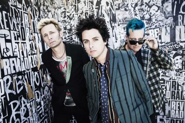 Green Day © Frank Maddocks