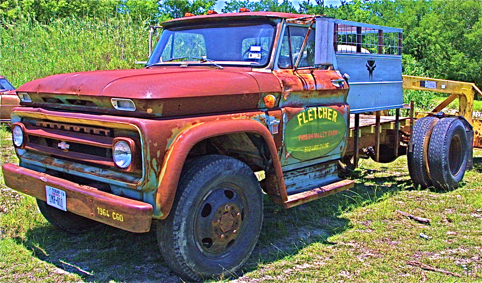 Cars For Sale Austin Tx >> 1964 Chevrolet C60 Truck in Far East Austin | ATX Car Pictures | Real Pics from Austin TX ...