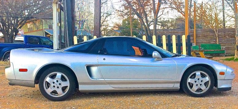 1991 Acura NSX in Austin Texas