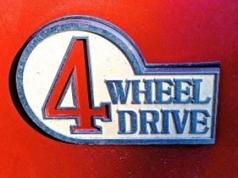 1977 Toyota Land Cruiser in Austin TX eblem