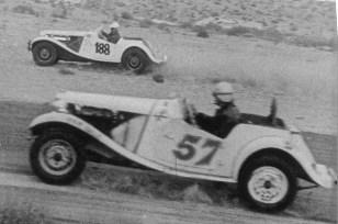 MG TD Racers