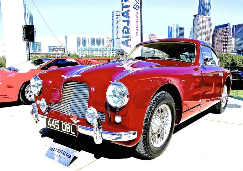 1955 Aston Martin DB2:4 in Austin TX
