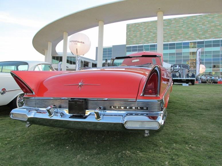 1957 Lincoln Premiere Convertible, Austin TX Motostalgia