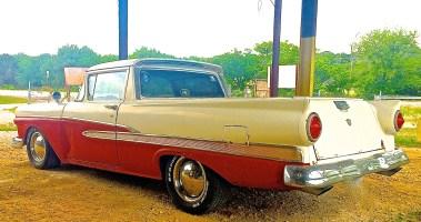 Custom Ford Ranchero in Liberty Hill, TX