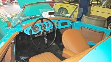 Blue MGA Austin TX Shimek interior
