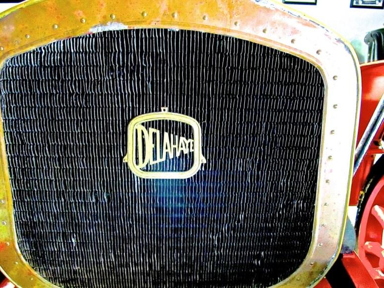 1911 Delahaye 43A Fire Engine emblem