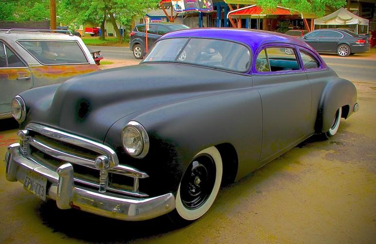 Custom 1950 Chevrolet at Murphos in S. Austin | ATX Car Pictures ...