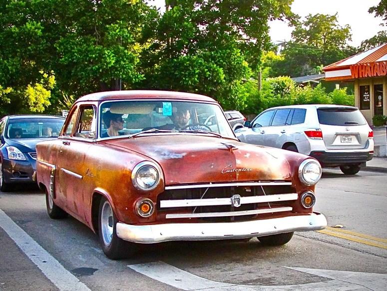 Just right 1952 ford customline custom on s 1st st for 1952 ford customline 2 door